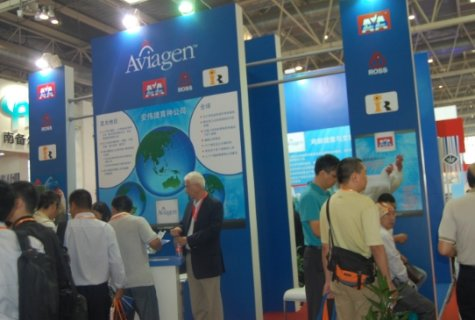2012VIV在北京国展新馆顺利召开