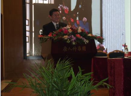 郑飞燕:美神国际育种联盟服务体系的建设