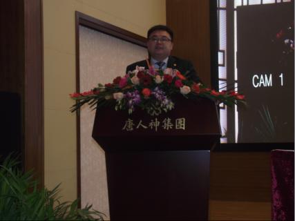 刘小波:联盟猪场贷款担保支持体系建设