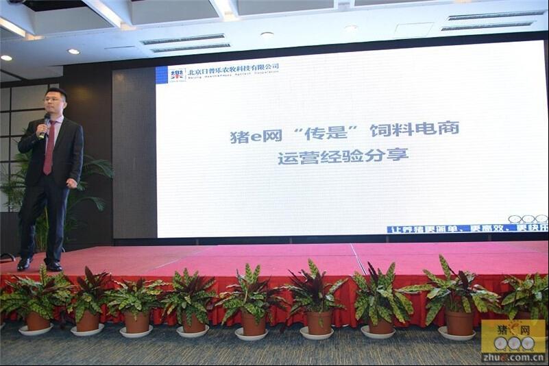 猪e网赵总分享传是饲料电商运营经验