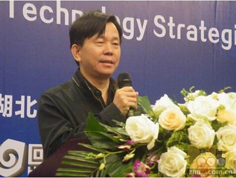 兽药制剂产业技术创新战略联盟秘书长曾振灵致辞