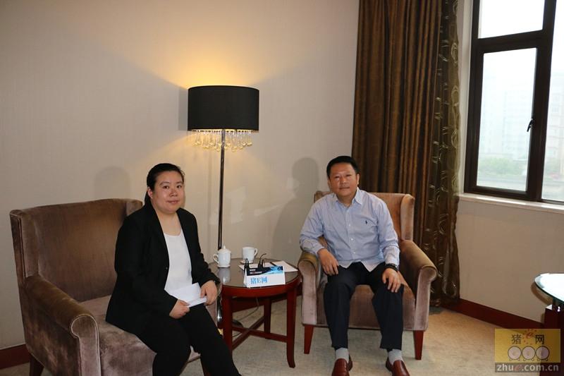 专访河南雄峰科技有限公司董事长许锐先生