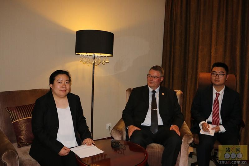 专访连云港丹育、北欧农庄及丹育贸易CEO杨林柏先生