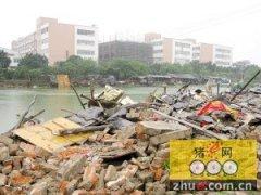 河南:正阳县拆迁13家禁养区养殖场