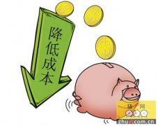 养猪设备与低成本关系