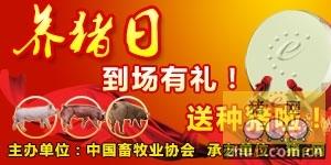 """关于举办2011首届中国""""养猪日""""的通知"""