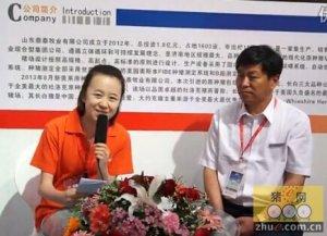 孙强:采用尿泡粪工艺 减少工人的劳动强度