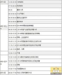 2014第五届中国兽药大会-猪业论坛