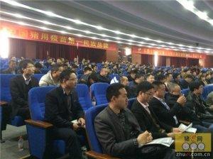 科前生物重点经销商联谊会暨新品上市发布会在武汉胜利召开