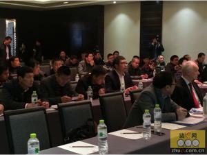 提高母猪年生产力2015高峰论坛在武汉胜利召开