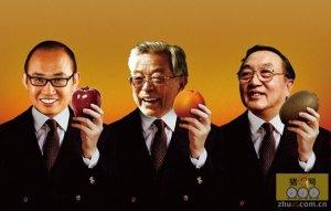 米三七:褚橙柳桃潘苹果,不忽悠会死!