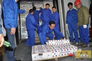 湖南首次直接进口冻肉 每吨节约物流成本300多元