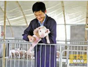 富二代拒绝8亿家产竟然去养猪!