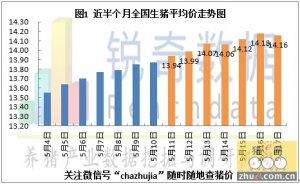 2015年5月18日猪评:猪价陷入跌涨两难境地