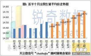 2015年6月11日猪评:整体价格回暖出栏体重下调