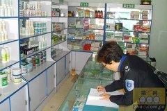 江西德安县畜牧兽医局加强兽药质量安全监管