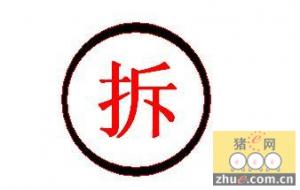 青海西宁东区依法拆除一排污养殖场