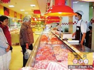 卖得贵的中高档猪肉缘何受青睐?