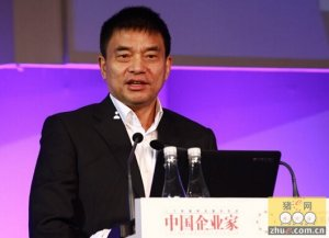 刘永好:突破传统产业瓶颈 我们在做三件事