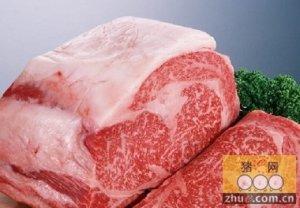 黄金周期间河北石家庄市级惠民猪肉累计销售132吨