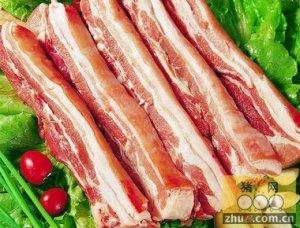上涨周期阶段 进口猪肉的数量或将不断加大
