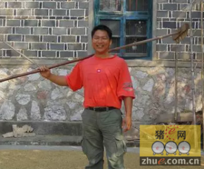 张李庆:一个城里人的养猪之路
