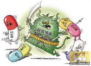 细菌对黏菌素耐药性在各种细菌的种间传播