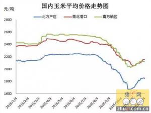 玉米价格上涨一月又下跌为哪般