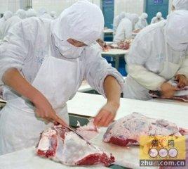 安徽裕安区全面完成2015年生猪定点屠宰任务