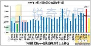 2015年12月28日料评:东北农户惜售心理偏重