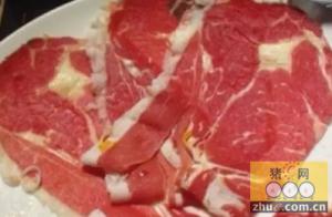 """真假难辨:山东惊现 """"4元猪肉"""",为猪油和禽类肉混合物"""
