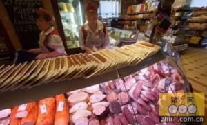 俄罗斯警告或全面禁止进口美国猪肉