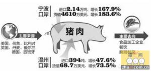 """价格更低的""""洋八戒""""大举进入国内 肉价想大涨有点难"""