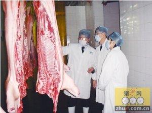 2015年河北省猪肉产量275.0万吨 下降2.2%