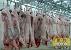 3000头 广东深圳生猪屠宰量与需求量缺口大