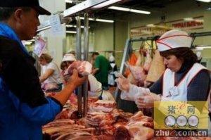 2015年俄罗斯猪肉产量提高3.8%
