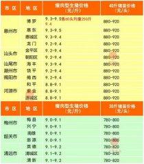 广州日锋- 2016年2月23日行情信息