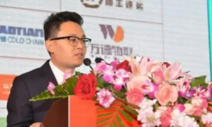 秦玉鸣:中国商业体系不健全,给了生鲜电商发展机会