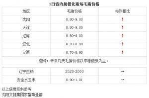 【文捷集团】3月1日猪评:未来几天毛猪价格以平稳微涨为主