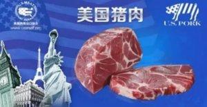 南非同意进口美国的猪肉