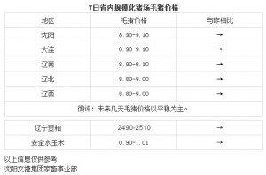 【文捷集团】3月7日猪评:未来几天毛猪价格以平稳为主