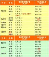 广州日锋- 2016年3月16日行情信息