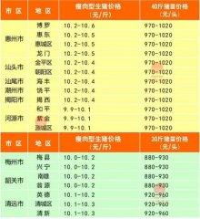 广州日锋- 2016年3月21日行情信息