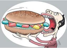 """按""""规矩"""",合理使用抗生素!"""