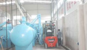 黑龙江哈市首家病死畜禽无害化处理厂投用 落户巴彦县
