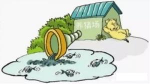 养猪场污水岂能入农田进溪流?