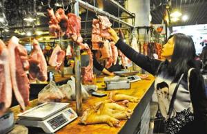 猪肉价格创出两年新高 后腿肉卖22元一斤