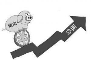 猪肉价格持续走高 央行调查称52.7%的居民认为物价高