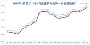 猪肉价格进入红色预警区域 猪价周期性下跌时间表再次开启?