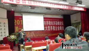 """新疆养殖业界聚首石河子会商猪肉行情 """"二师兄""""文章不简单"""